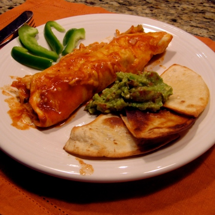 tasty enchiladas